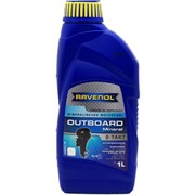 Масло моторное RAVENOL Outboardoel 2T Mineral для 2-х такт.1л.