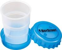 Стакан складной пластиковый BOYSCOUT