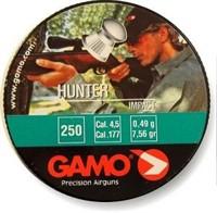 Пуля пневматическая (Gamo,Hunter,4,5мм,250шт.)