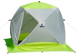 Палатка зимняя рыболовная Лотос (Куб 3 Компакт ЭКО)