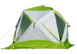 Палатка зимняя рыболовная Лотос (Куб 3 Компакт Термо)