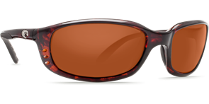 Очки Costa (Brine 580 P (Tortoise/Copper, L))