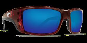 Очки Costa (Permit GF 580 P (Tortoise GF/Blue Mirror, XL))
