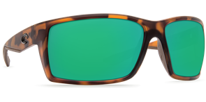 Очки Costa (Reefton 580 P (Retro Tortoise/Copper Silver Mirror, L))