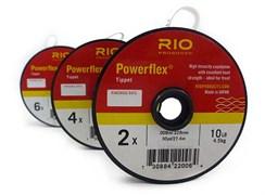 Поводковый материал Rio Powerflex Tippet (4X, 0.178mm, 27.4m, 6.4lb, 2.9kg)