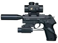 Пистолет пневматический (Gamo,PT-80 Tactical,4,5мм)
